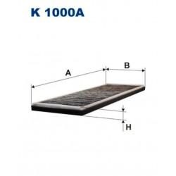 FILTR KABINOWY FILTRON K1000A
