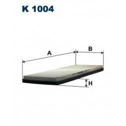 FILTR KABINOWY FILTRON K1004