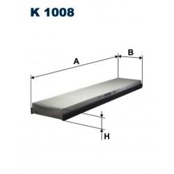 FILTR KABINOWY FILTRON K1008