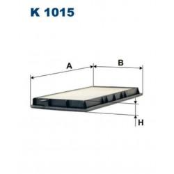 FILTR KABINOWY FILTRON K1015