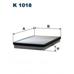 FILTR KABINOWY FILTRON K1018