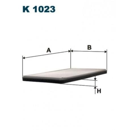 FILTR KABINOWY FILTRON K1023