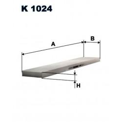FILTR KABINOWY FILTRON K1024