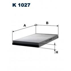FILTR KABINOWY FILTRON K1027