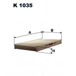 FILTR KABINOWY FILTRON K1035
