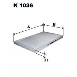 FILTR KABINOWY FILTRON K1036