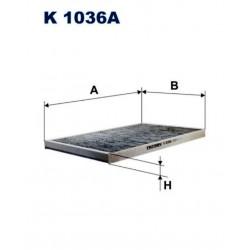 FILTR KABINOWY FILTRON K1036A