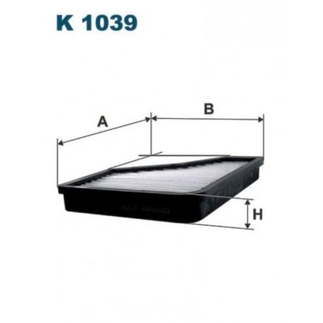 FILTR KABINOWY FILTRON K1039