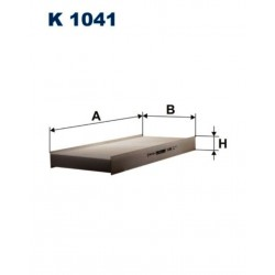 FILTR KABINOWY FILTRON K1041
