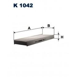 FILTR KABINOWY FILTRON K1042