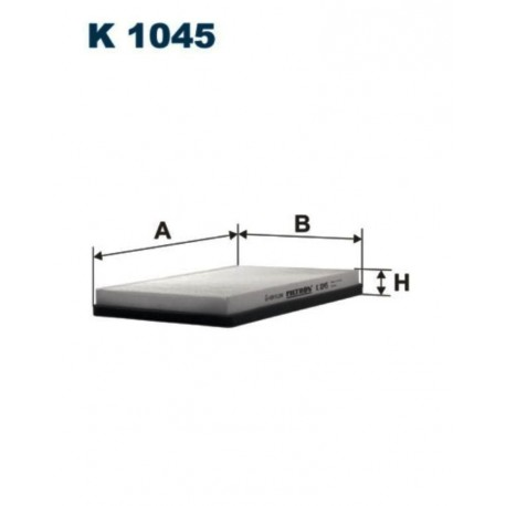 FILTR KABINOWY FILTRON K1045