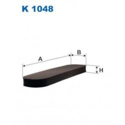 FILTR KABINOWY FILTRON K1048