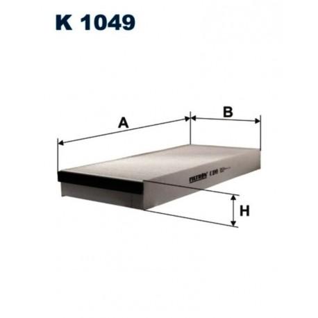 FILTR KABINOWY FILTRON K1049