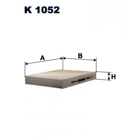 FILTR KABINOWY FILTRON K1052