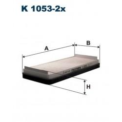 FILTR KABINOWY FILTRON K1053-2X