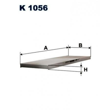 FILTR KABINOWY FILTRON K1056
