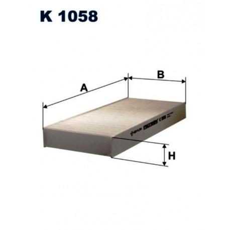 FILTR KABINOWY FILTRON K1058