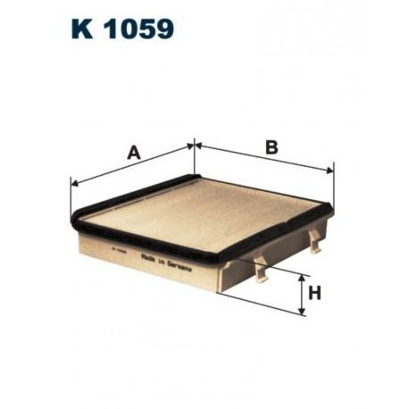 FILTR KABINOWY FILTRON K1059