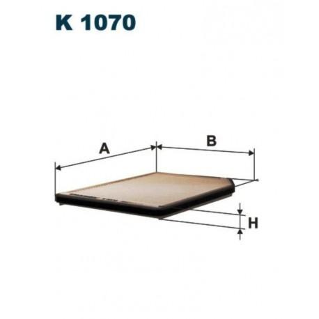 FILTR KABINOWY FILTRON K1070