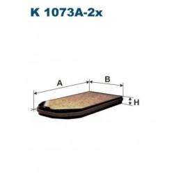 FILTR KABINOWY FILTRON K1073A-2X