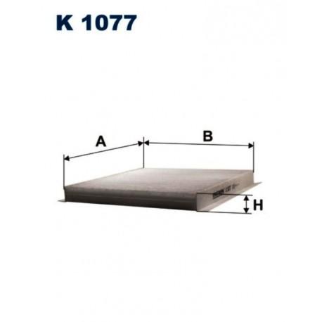 FILTR KABINOWY FILTRON K1077