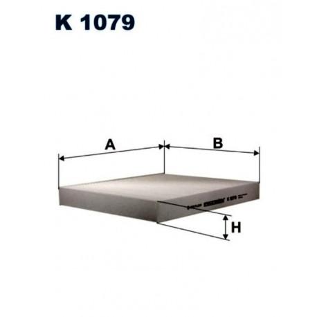 FILTR KABINOWY FILTRON K1079
