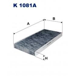 FILTR KABINOWY FILTRON K1081A