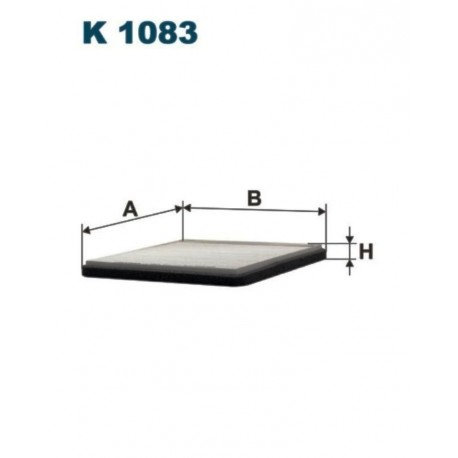 FILTR KABINOWY FILTRON K1083