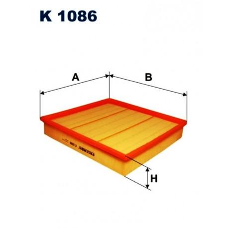 FILTR KABINOWY FILTRON K1086