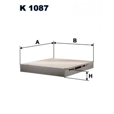 FILTR KABINOWY FILTRON K1087