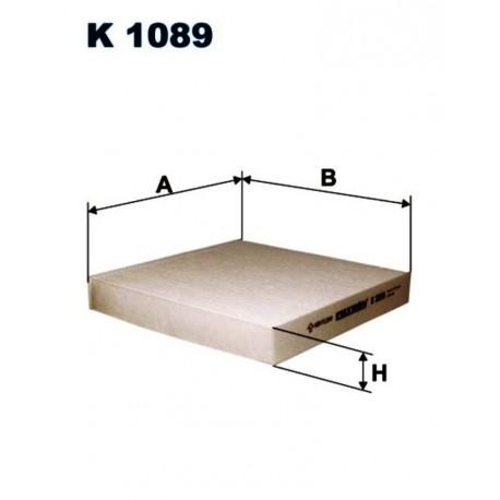 FILTR KABINOWY FILTRON K1089