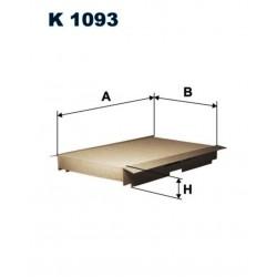 FILTR KABINOWY FILTRON K1093