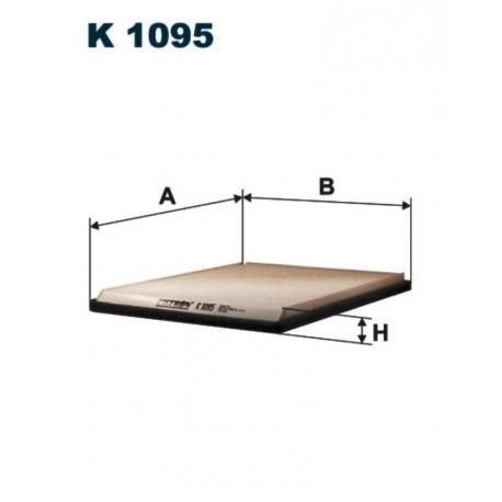 FILTR KABINOWY FILTRON K1095