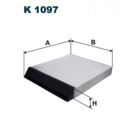 FILTR KABINOWY FILTRON K1097