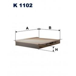 FILTR KABINOWY FILTRON K1102