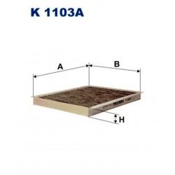 FILTR KABINOWY FILTRON K1103A