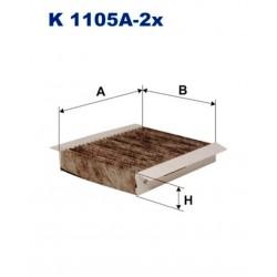 FILTR KABINOWY FILTRON K1105A-2X