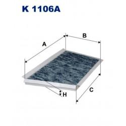 FILTR KABINOWY FILTRON K1106A