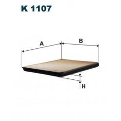 FILTR KABINOWY FILTRON K1107