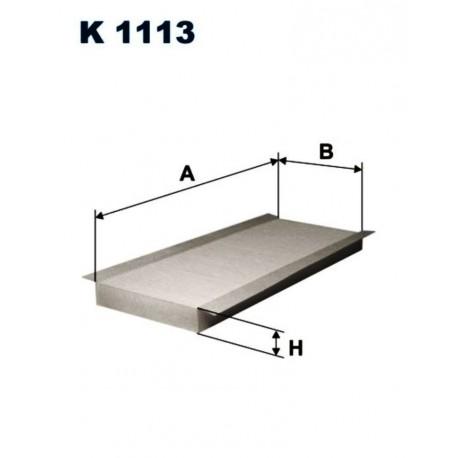 FILTR KABINOWY FILTRON K1113