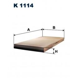 FILTR KABINOWY FILTRON K1114