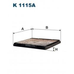 FILTR KABINOWY FILTRON K1115A