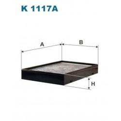 FILTR KABINOWY FILTRON K1117A