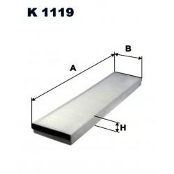 FILTR KABINOWY FILTRON K1119