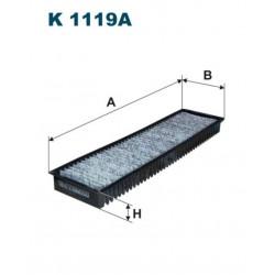 FILTR KABINOWY FILTRON K1119A