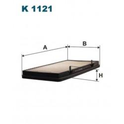 FILTR KABINOWY FILTRON K1121