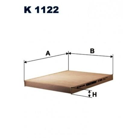 FILTR KABINOWY FILTRON K1122