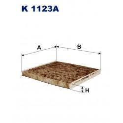 FILTR KABINOWY FILTRON K1123A