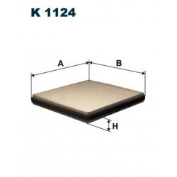 FILTR KABINOWY FILTRON K1124