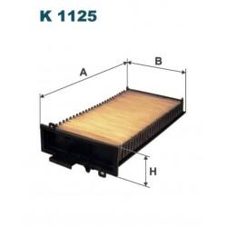 FILTR KABINOWY FILTRON K1125